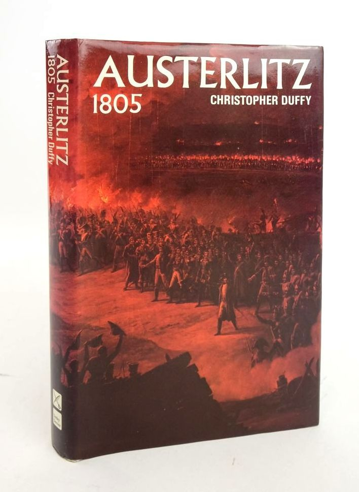 Photo of AUSTERLITZ 1805 written by Duffy, Christopher published by Seeley Service & Co. (STOCK CODE: 1820608)  for sale by Stella & Rose's Books
