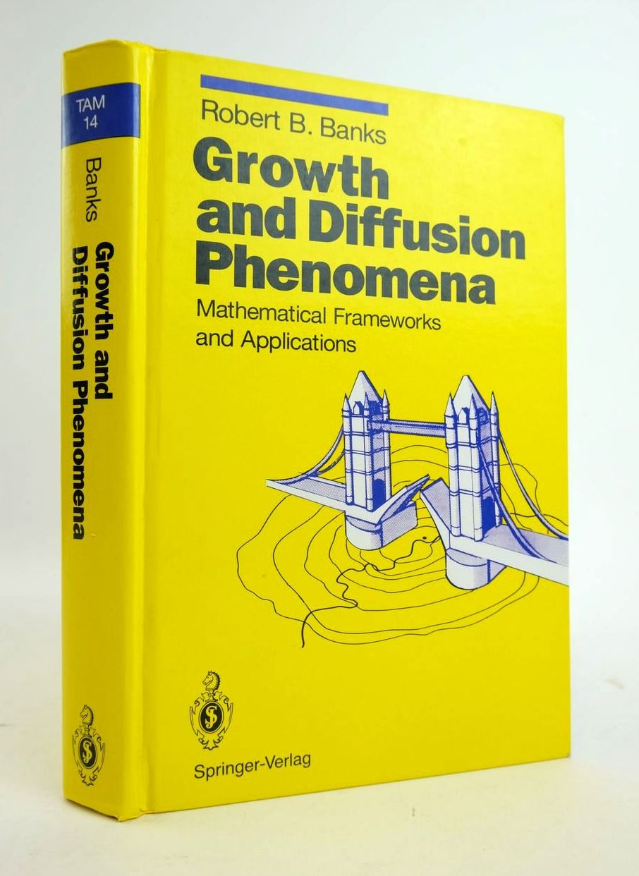 Photo of GROWTH AND DIFFUSION PHENOMENA: MATHEMATICAL FRAMEWORKS AND APPLICATIONS- Stock Number: 1820621