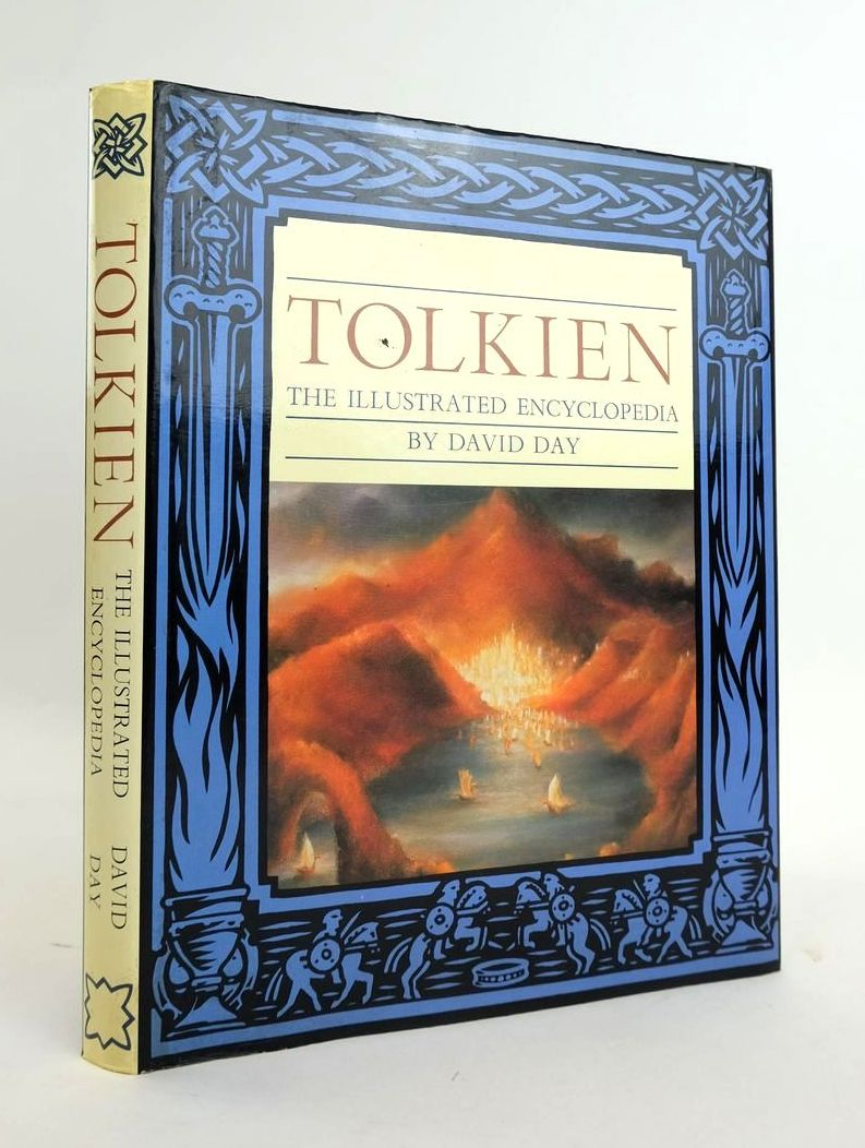 Photo of TOLKIEN: THE ILLUSTRATED ENCYCLOPEDIA- Stock Number: 1820628