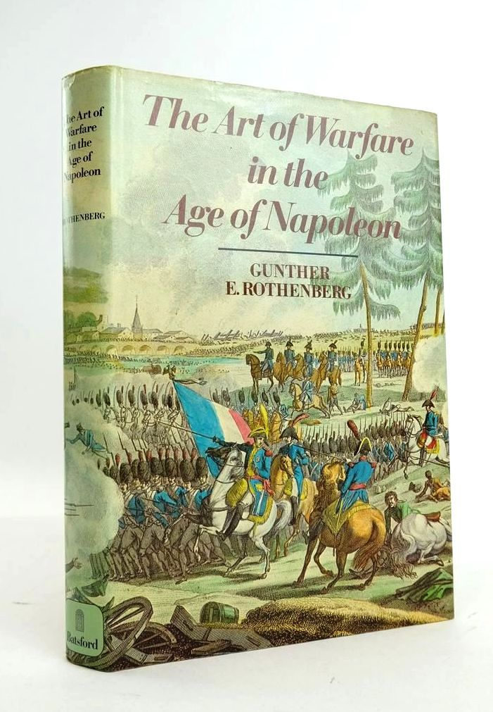 Photo of THE ART OF WARFARE IN THE AGE OF NAPOLEON- Stock Number: 1820631