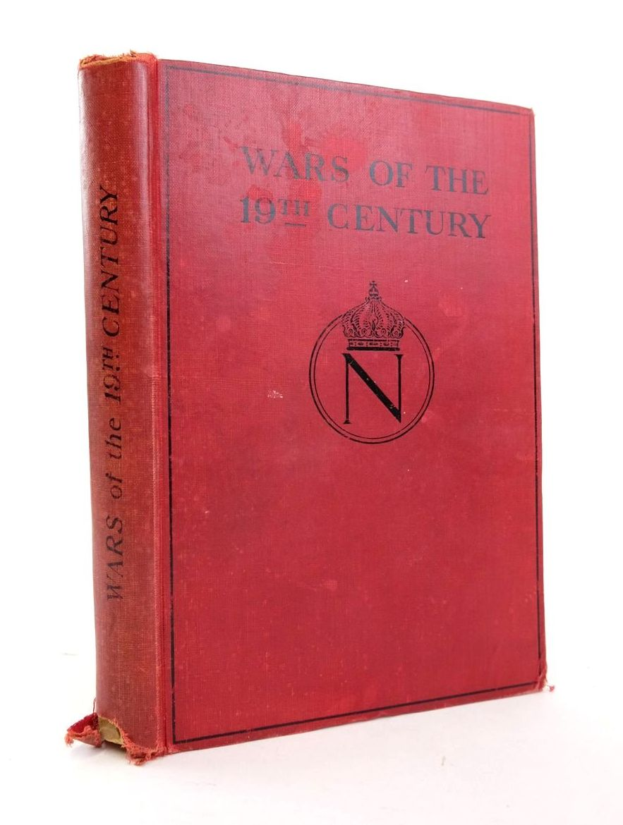 Photo of WARS OF THE 19TH CENTURY written by Robinson, C.W. et al, published by Encyclopaedia Britannica Ltd. (STOCK CODE: 1820637)  for sale by Stella & Rose's Books