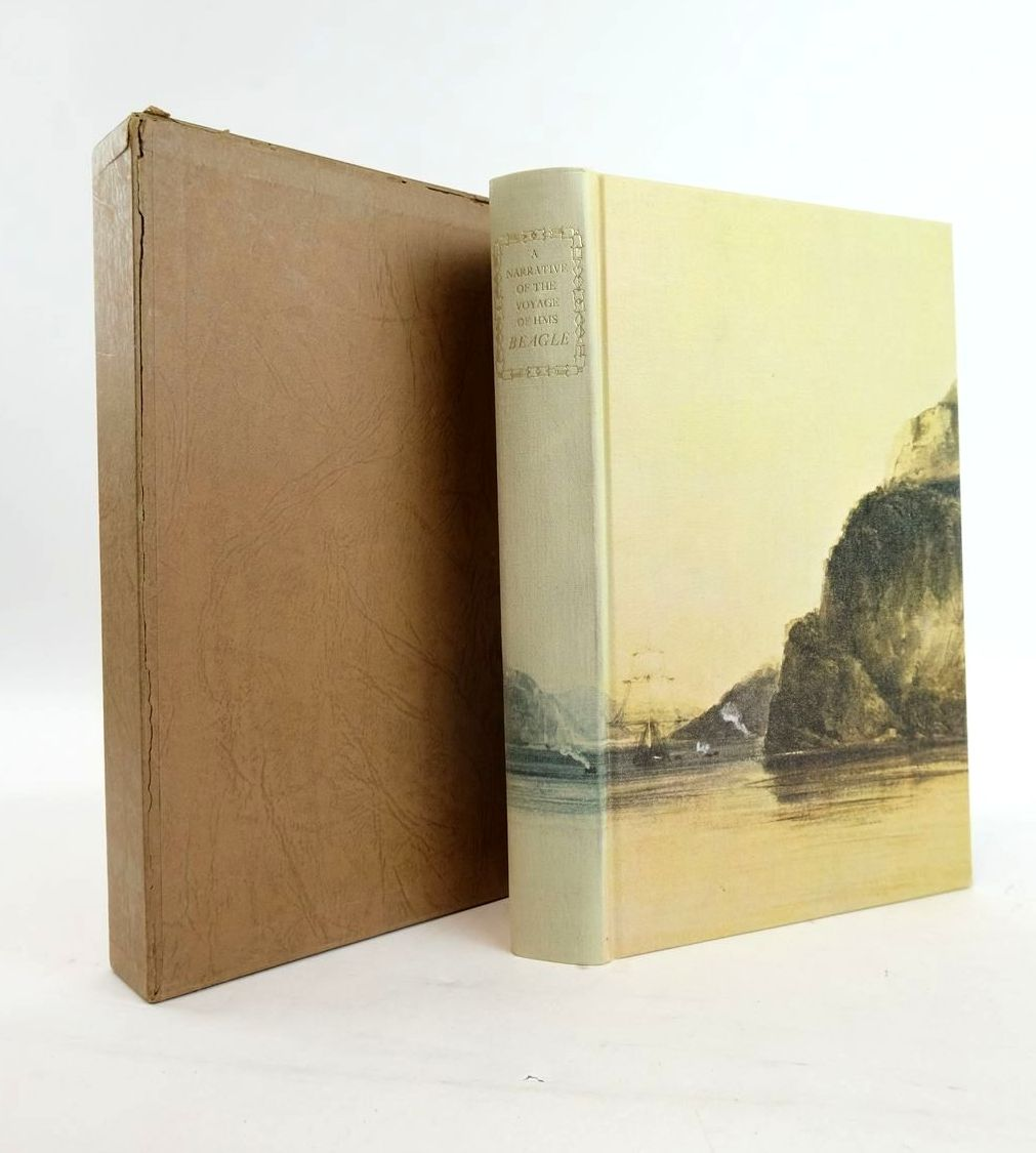 Photo of A NARRATIVE OF THE VOYAGE OF H.M.S. BEAGLE- Stock Number: 1820659