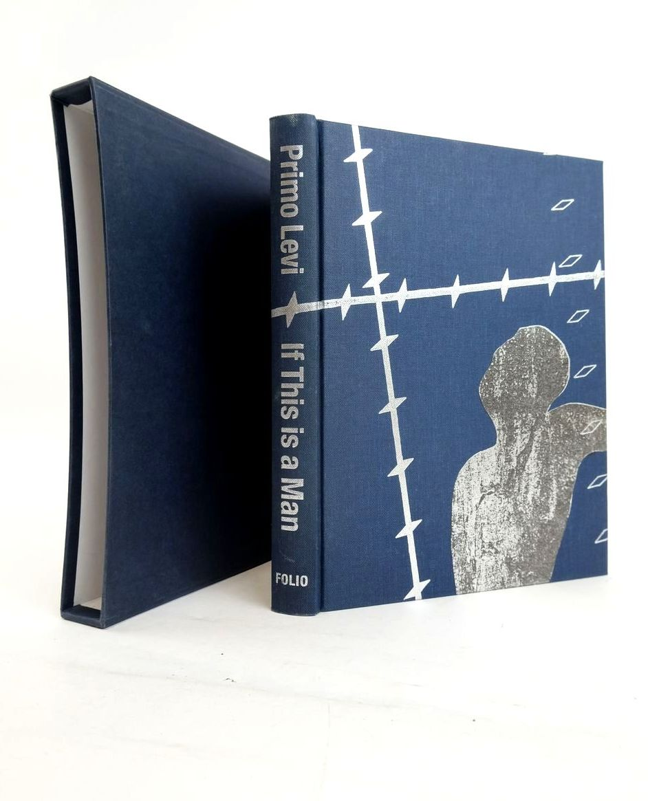Photo of IF THIS IS A MAN written by Levi, Primo Raphael, Frederic illustrated by Joseph, Jane published by Folio Society (STOCK CODE: 1820674)  for sale by Stella & Rose's Books