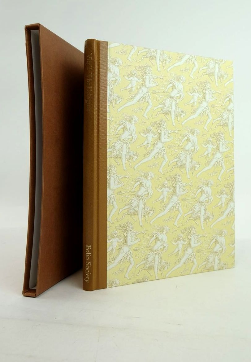Photo of THE ECLOGUES written by Virgil,  Michie, James illustrated by Smith, Richard Shirley published by Folio Society (STOCK CODE: 1820694)  for sale by Stella & Rose's Books