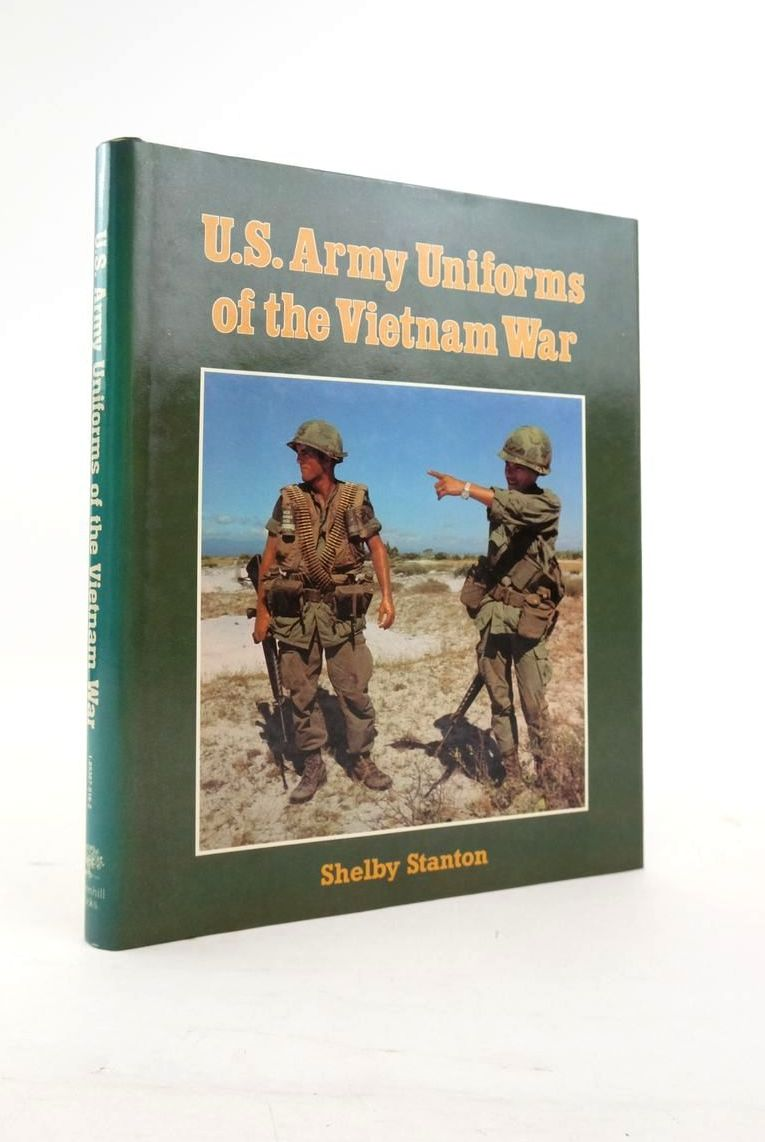 Photo of U.S. ARMY UNIFORMS OF THE VIETNAM WAR- Stock Number: 1820704