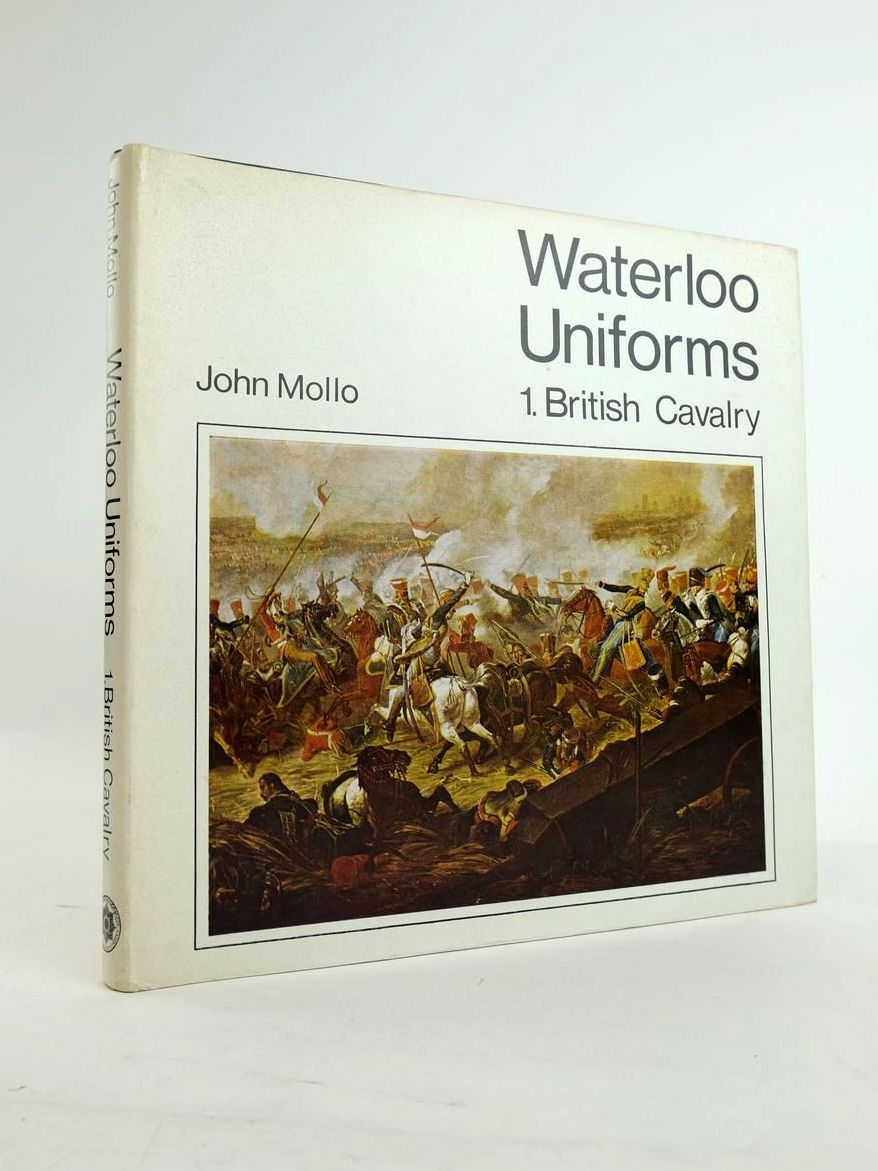 Photo of WATERLOO UNIFORMS: 1 BRITISH CAVALRY written by Mollo, John illustrated by Mollo, John published by Historical Research Unit (STOCK CODE: 1820711)  for sale by Stella & Rose's Books