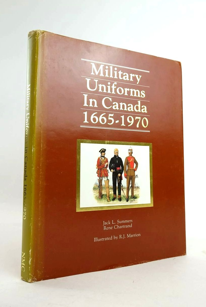Photo of MILITARY UNIFORMS IN CANADA 1665-1970- Stock Number: 1820714