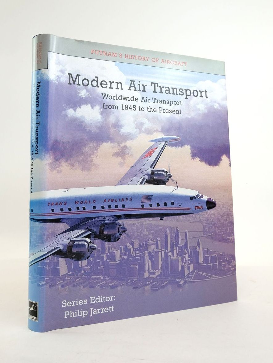Photo of MODERN AIR TRANSPORT: WORLDWIDE AIR TRANSPORT FROM 1945 TO THE PRESENT written by Jarrett, Philip published by Putnam Aeronautical Books (STOCK CODE: 1820730)  for sale by Stella & Rose's Books