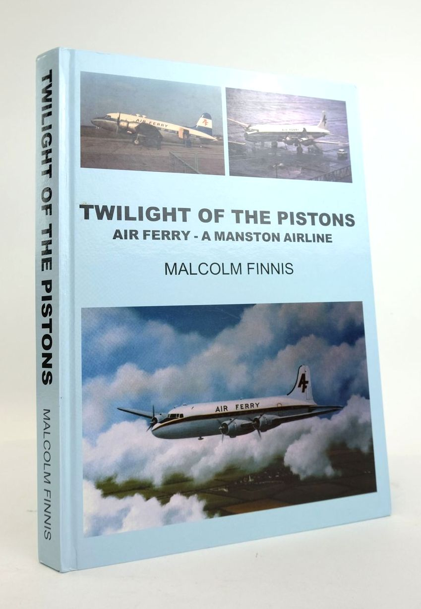 Photo of TWILIGHT OF THE PISTONS: AIR FERRY - A MANSTON AIRLINE- Stock Number: 1820731