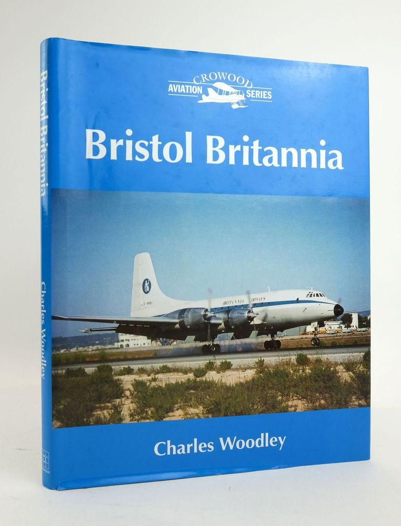 Photo of BRISTOL BRITANNIA (CROWOOD AVIATION SERIES)- Stock Number: 1820733