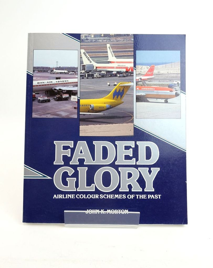 Photo of FADED GLORY: AIRLINE COLOUR SCHEMES OF THE PAST- Stock Number: 1820740