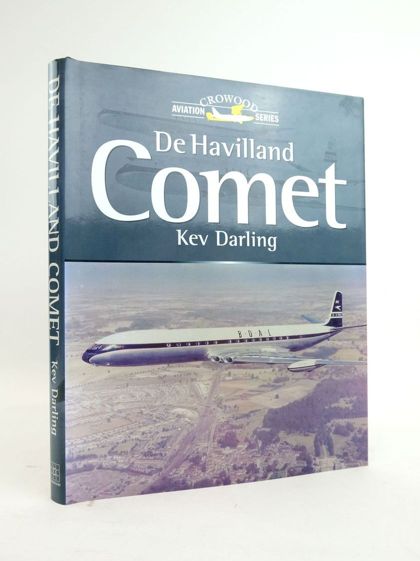 Photo of DE HAVILLAND COMET (CROWOOD AVIATION SERIES) written by Darling, Kev published by The Crowood Press (STOCK CODE: 1820741)  for sale by Stella & Rose's Books