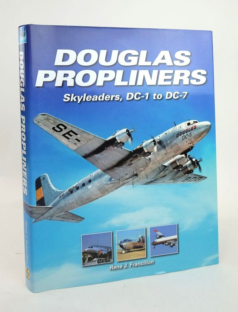 Photo of SKYLEADERS DC-1 THROUGH DC-7: THE DOUGLAS PROPLINERS written by Francillon, Rene J. published by Haynes Publishing (STOCK CODE: 1820746)  for sale by Stella & Rose's Books