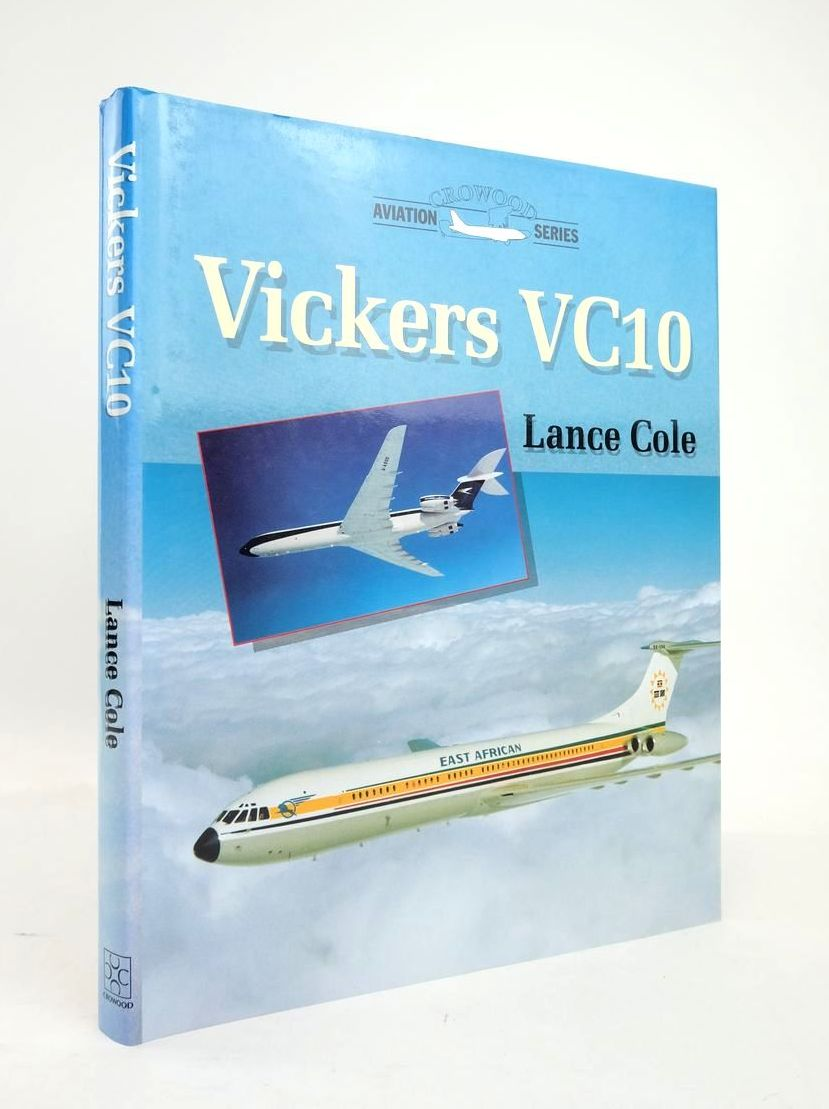 Photo of VICKERS VC10 (CROWOOD AVIATION SERIES)- Stock Number: 1820747