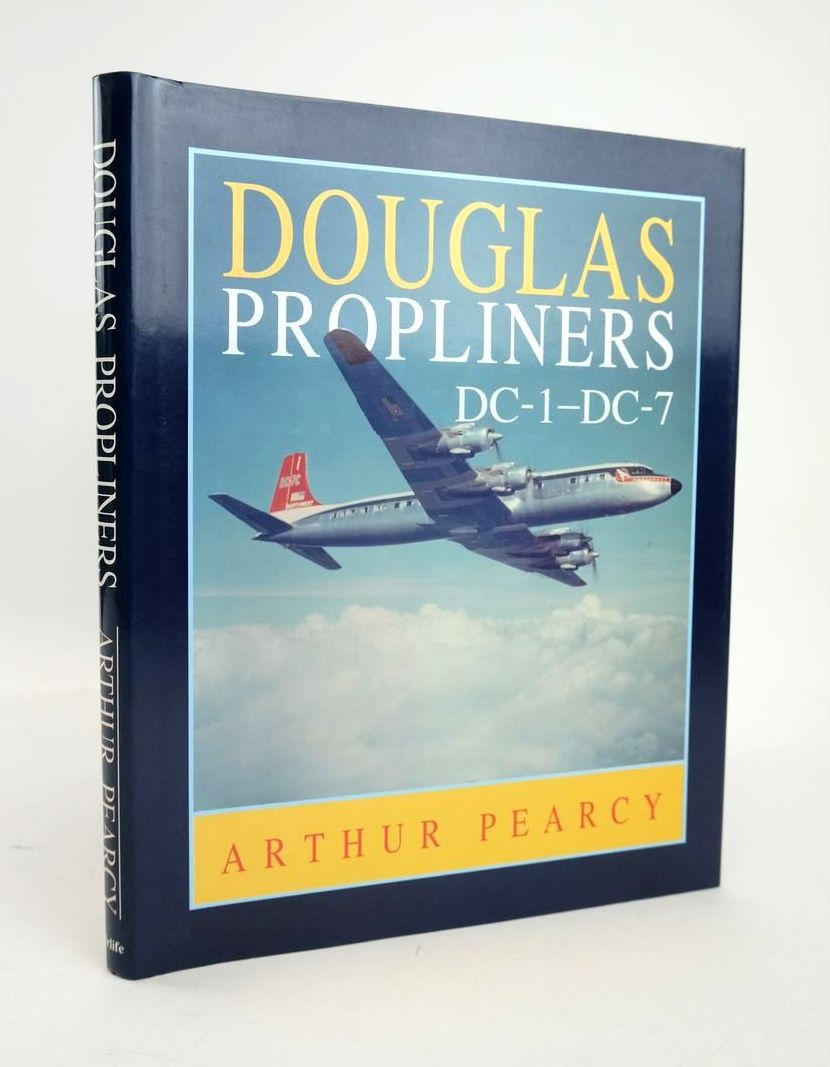 Photo of DOUGLAS PROPLINERS DC-1 TO DC-7- Stock Number: 1820750
