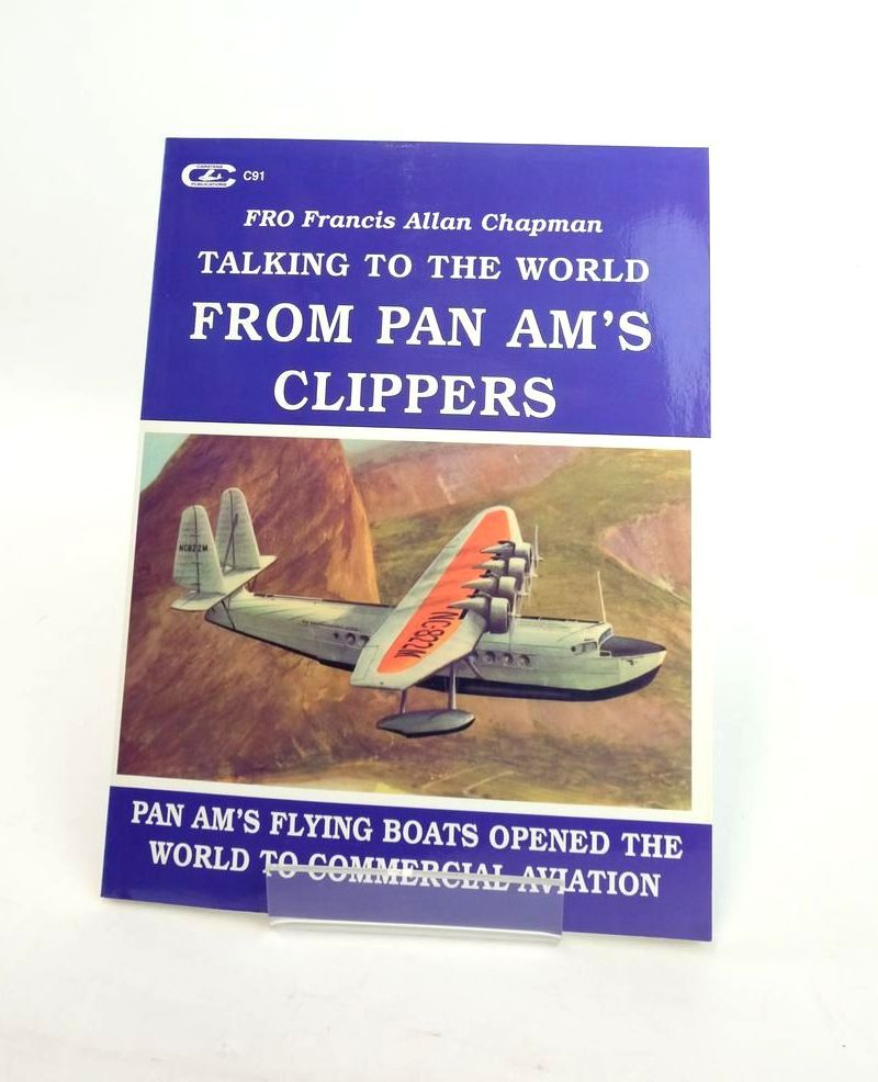 Photo of TALKING TO THE WORLD FROM PAN AM'S CLIPPERS- Stock Number: 1820752