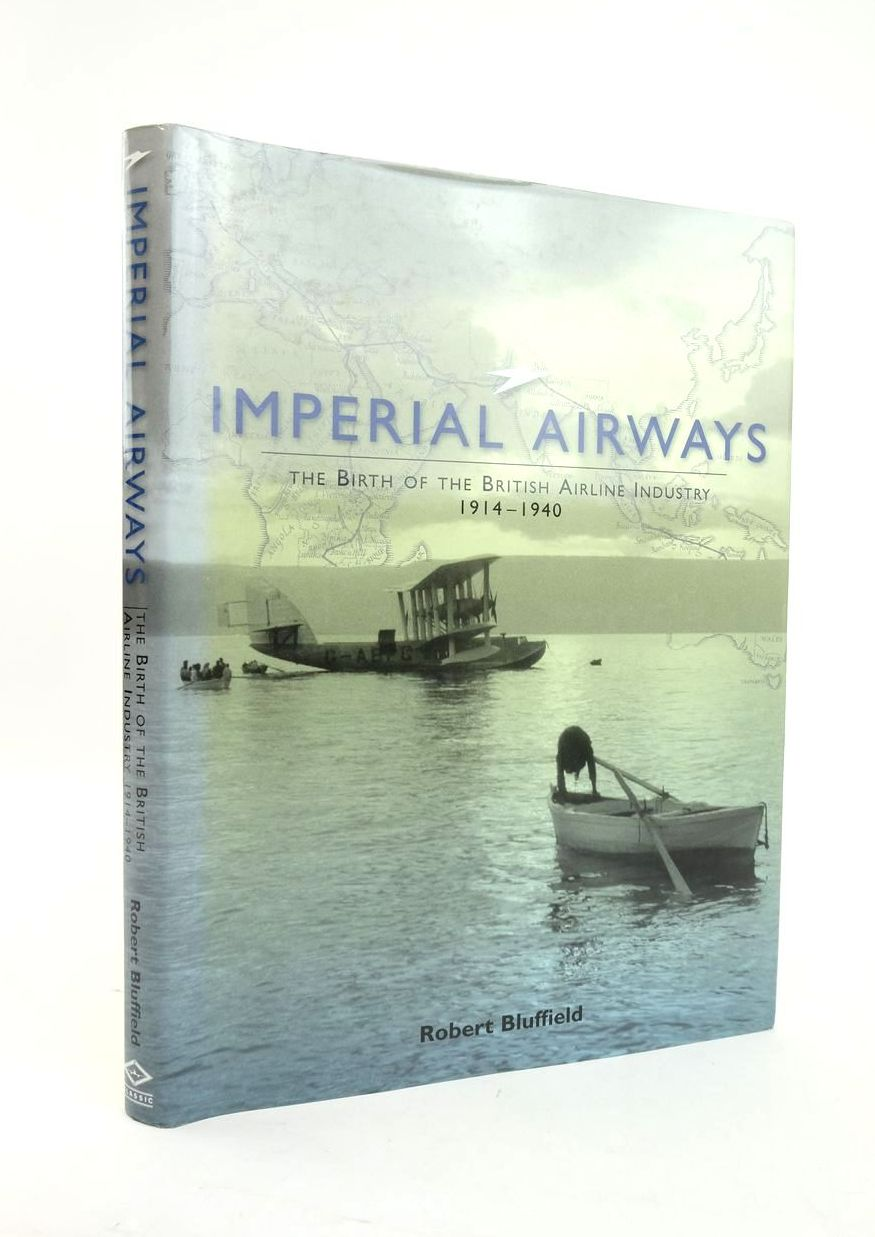 Photo of IMPERIAL AIRWAYS: THE BIRTH OF THE BRITISH AIRLINE INDUSTRY 1914-1940- Stock Number: 1820753