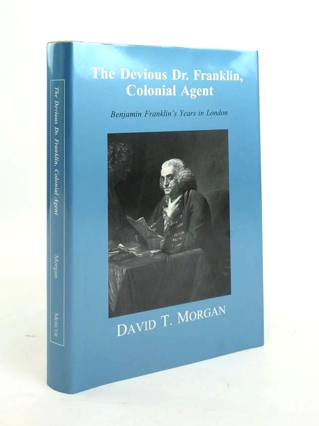 Photo of THE DEVIOUS DR. FRANKLIN, COLONIAL AGENT: BENJAMIN FRANKLIN'S YEARS IN LONDON- Stock Number: 1820754
