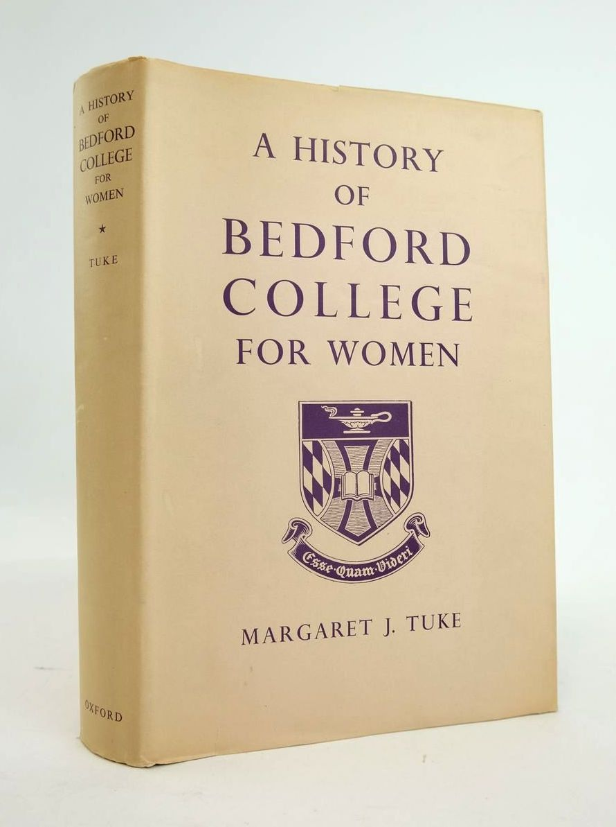 Photo of A HISTORY OF BEDFORD COLLEGE FOR WOMEN 1849-1937- Stock Number: 1820756