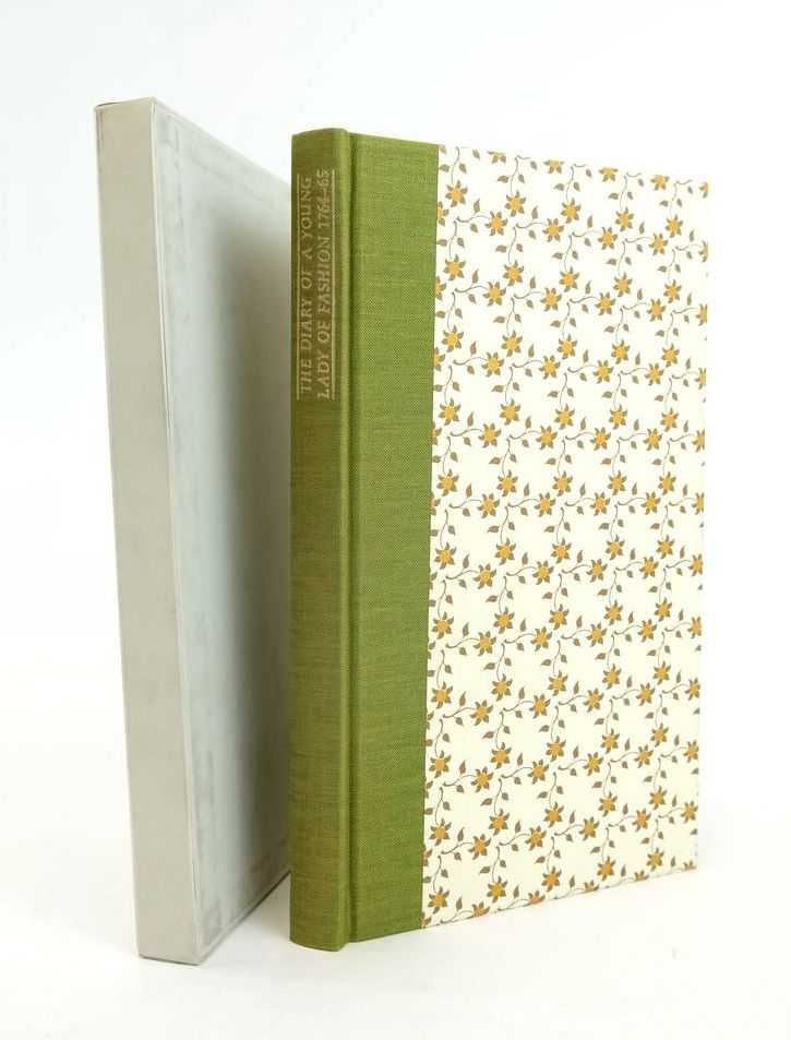 Photo of THE DIARY OF A YOUNG LADY OF FASHION IN 1764-5 written by King-Hall, Magdalen Delaney, Frank illustrated by Martin, Frank published by Folio Society (STOCK CODE: 1820803)  for sale by Stella & Rose's Books