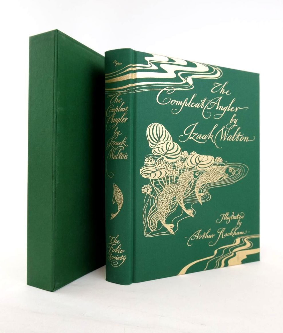Photo of THE COMPLEAT ANGLER written by Walton, Izaak illustrated by Rackham, Arthur published by Folio Society (STOCK CODE: 1820827)  for sale by Stella & Rose's Books