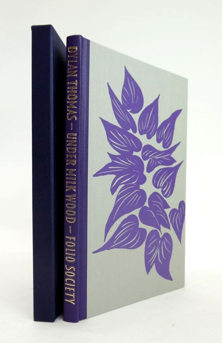 Photo of UNDER MILK WOOD written by Thomas, Dylan illustrated by Richards, Ceri published by Folio Society (STOCK CODE: 1820846)  for sale by Stella & Rose's Books