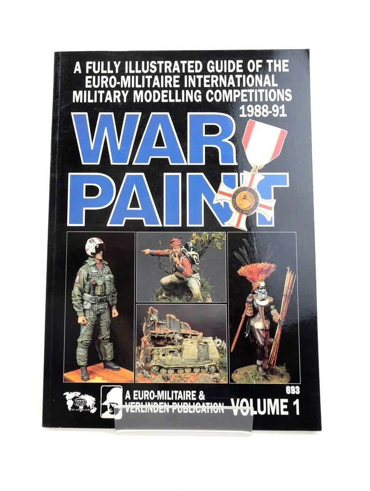 Photo of WAR PAINT VOLUME 1- Stock Number: 1820852