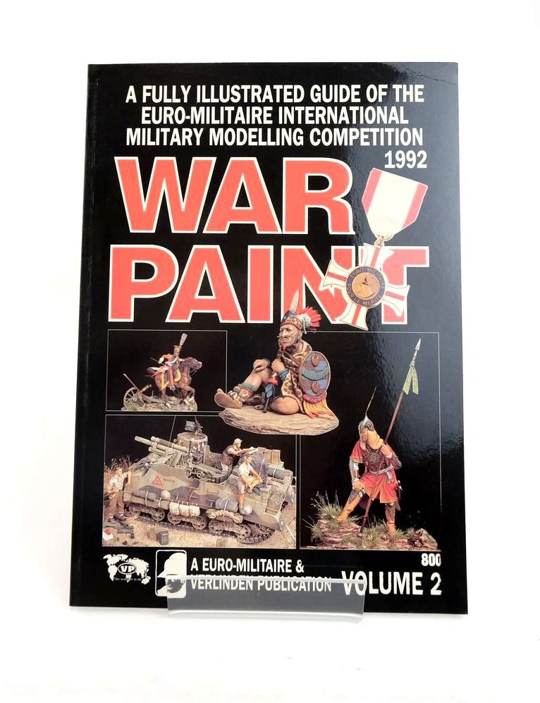 Photo of WAR PAINT VOLUME 2 published by Euro Militaire & Verlinden Publications (STOCK CODE: 1820853)  for sale by Stella & Rose's Books