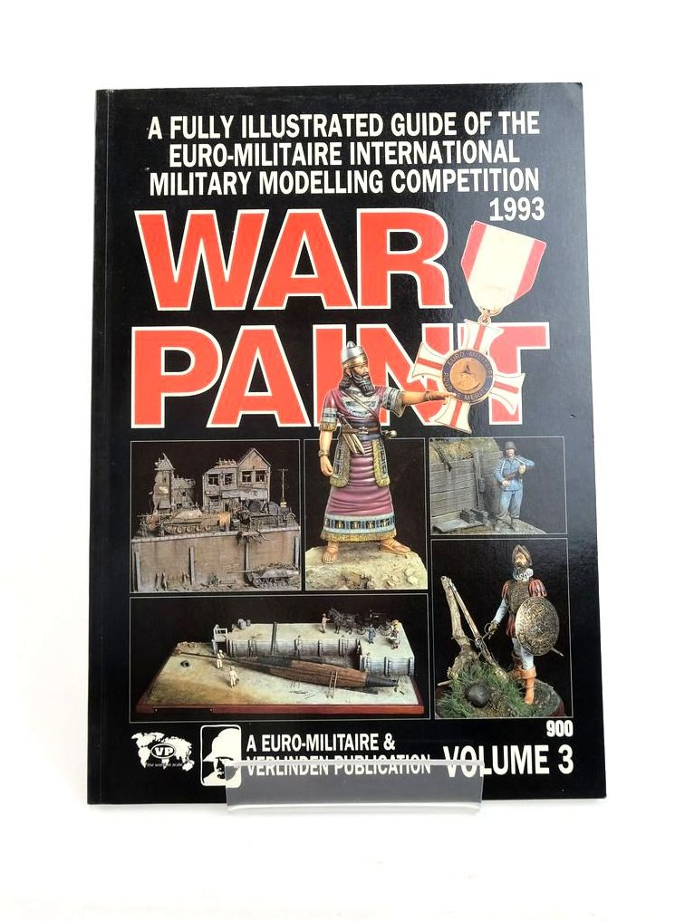 Photo of WAR PAINT VOLUME 3- Stock Number: 1820854