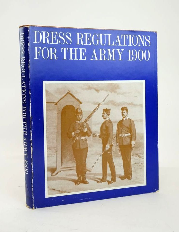 Photo of DRESS REGULATIONS FOR THE ARMY 1900 published by Charles E. Tuttle Company (STOCK CODE: 1820856)  for sale by Stella & Rose's Books