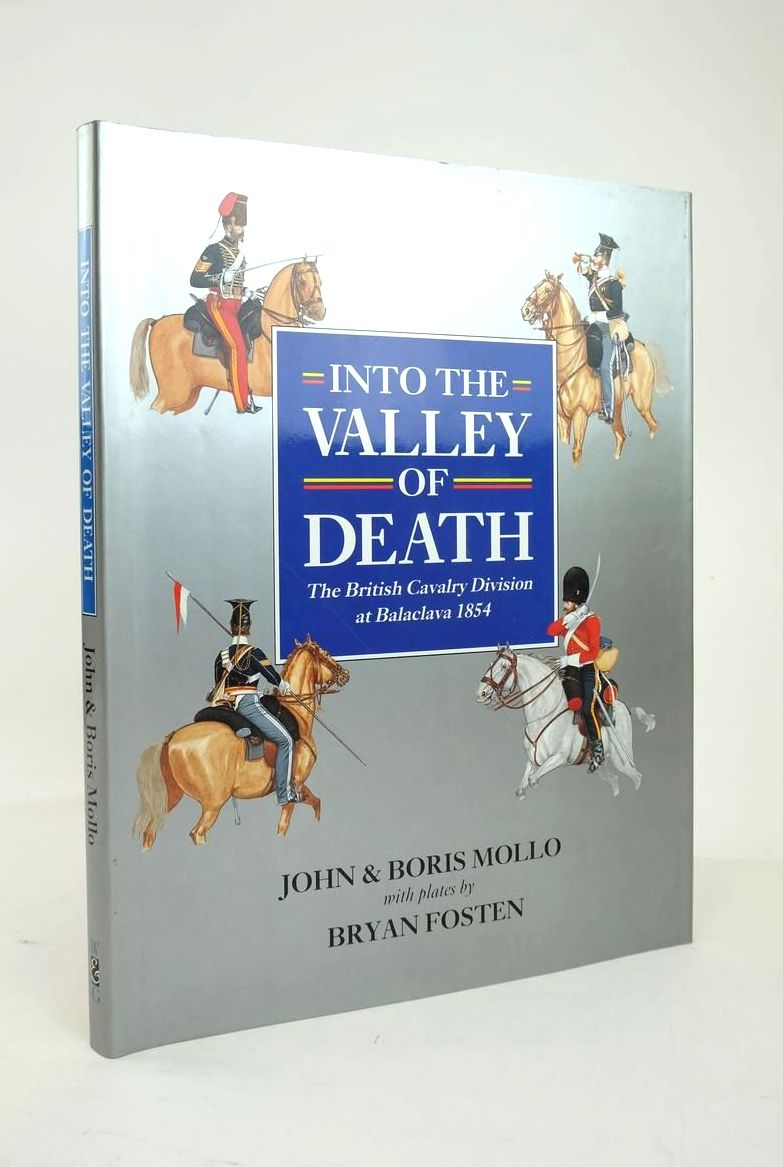Photo of INTO THE VALLEY OF DEATH: THE BRITISH CAVALRY DIVISION AT BALACLAVA 1854- Stock Number: 1820865