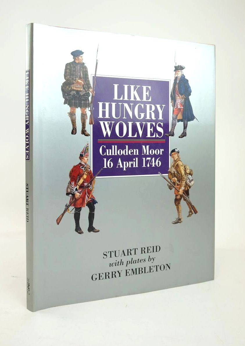 Photo of LIKE HUNGRY WOLVES: CULLODEN MOOR 16 APRIL 1746- Stock Number: 1820866