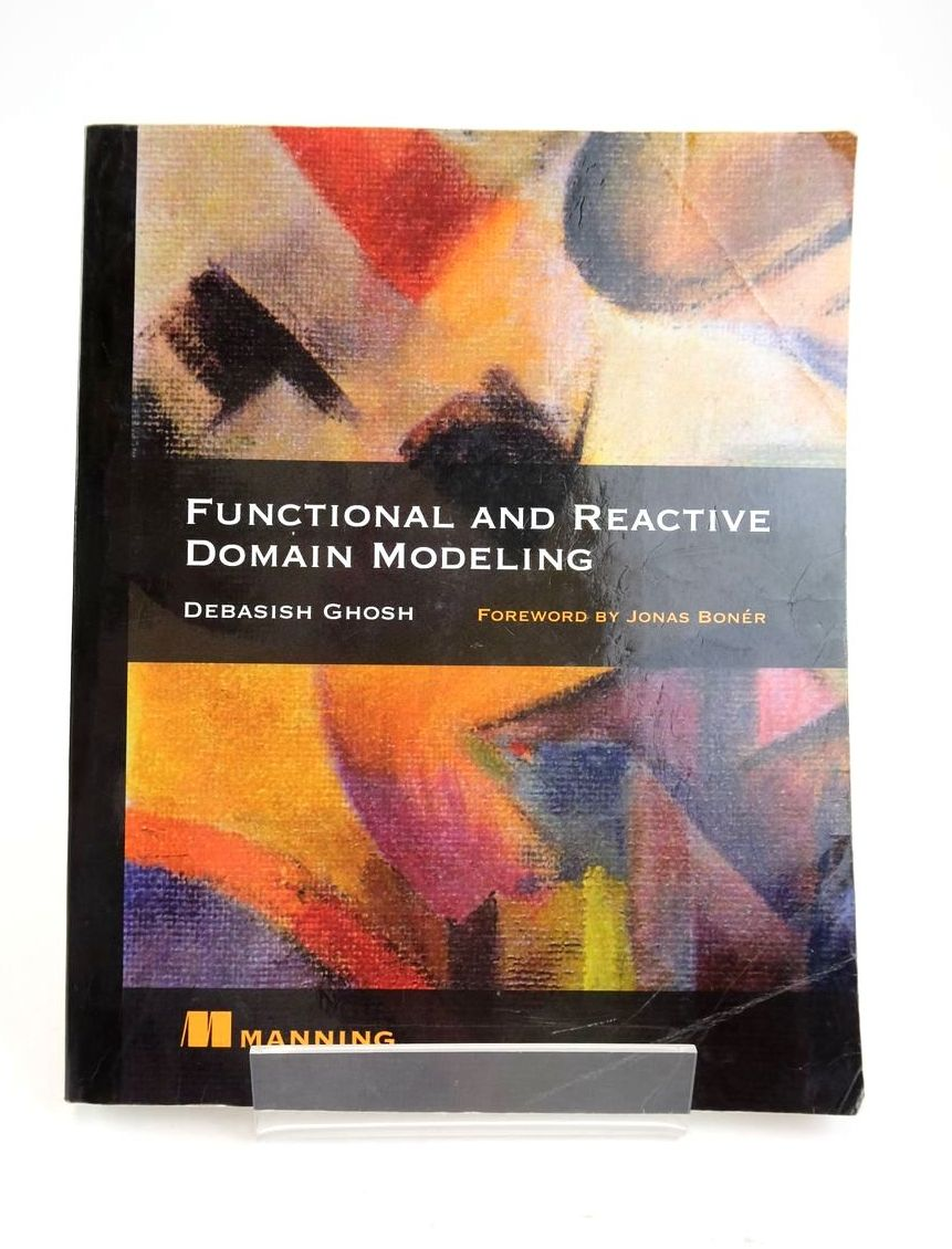 Photo of FUNCTIONAL AND REACTIVE DOMAIN MODELING- Stock Number: 1820871