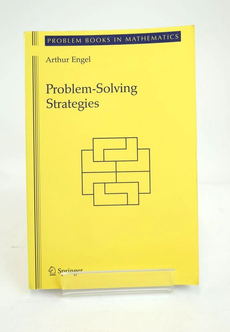 Photo of PROBLEM-SOLVING STRATEGIES- Stock Number: 1820874