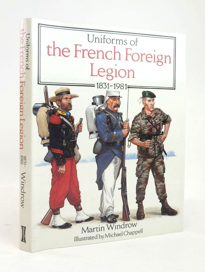 Photo of UNIFORMS OF THE FRENCH FOREIGN LEGION 1831-1981- Stock Number: 1820879