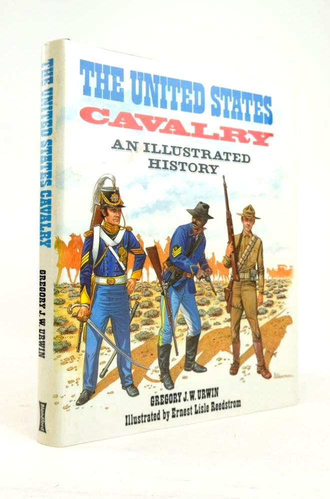 Photo of THE UNITED STATES CAVALRY: AN ILLUSTRATED HISTORY- Stock Number: 1820881