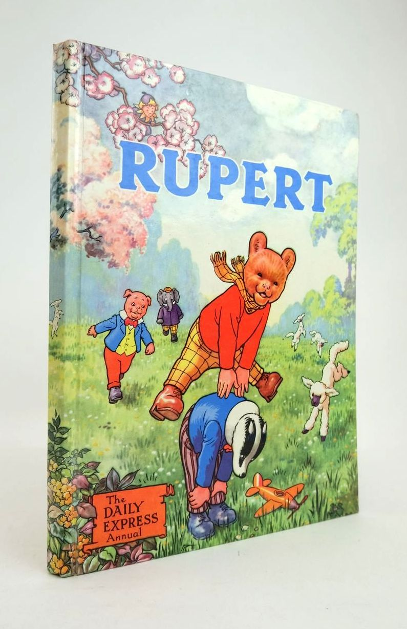 Photo of RUPERT ANNUAL 1958- Stock Number: 1820897