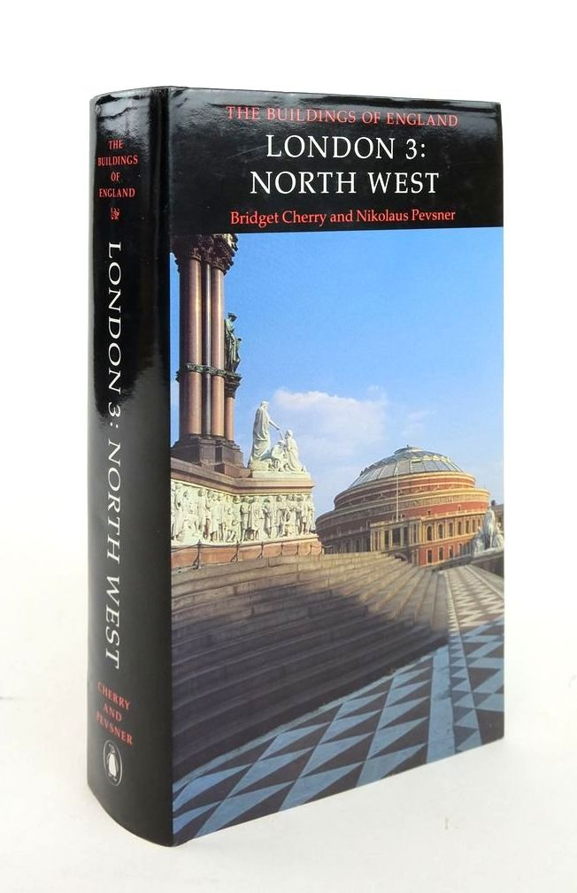 Photo of LONDON 3: NORTH WEST (BUILDINGS OF ENGLAND) written by Pevsner, Nikolaus Cherry, Bridget published by Penguin (STOCK CODE: 1820907)  for sale by Stella & Rose's Books