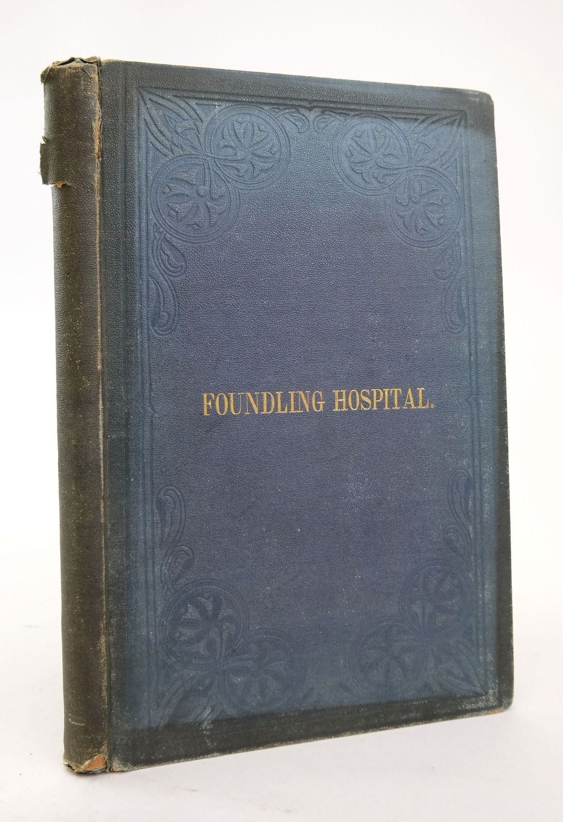 Photo of THE HISTORY AND OBJECTS OF THE FOUNDLING HOSPITAL WITH A MEMOIR OF THE FOUNDER written by Brownlow, John published by C. Jaques (STOCK CODE: 1820909)  for sale by Stella & Rose's Books