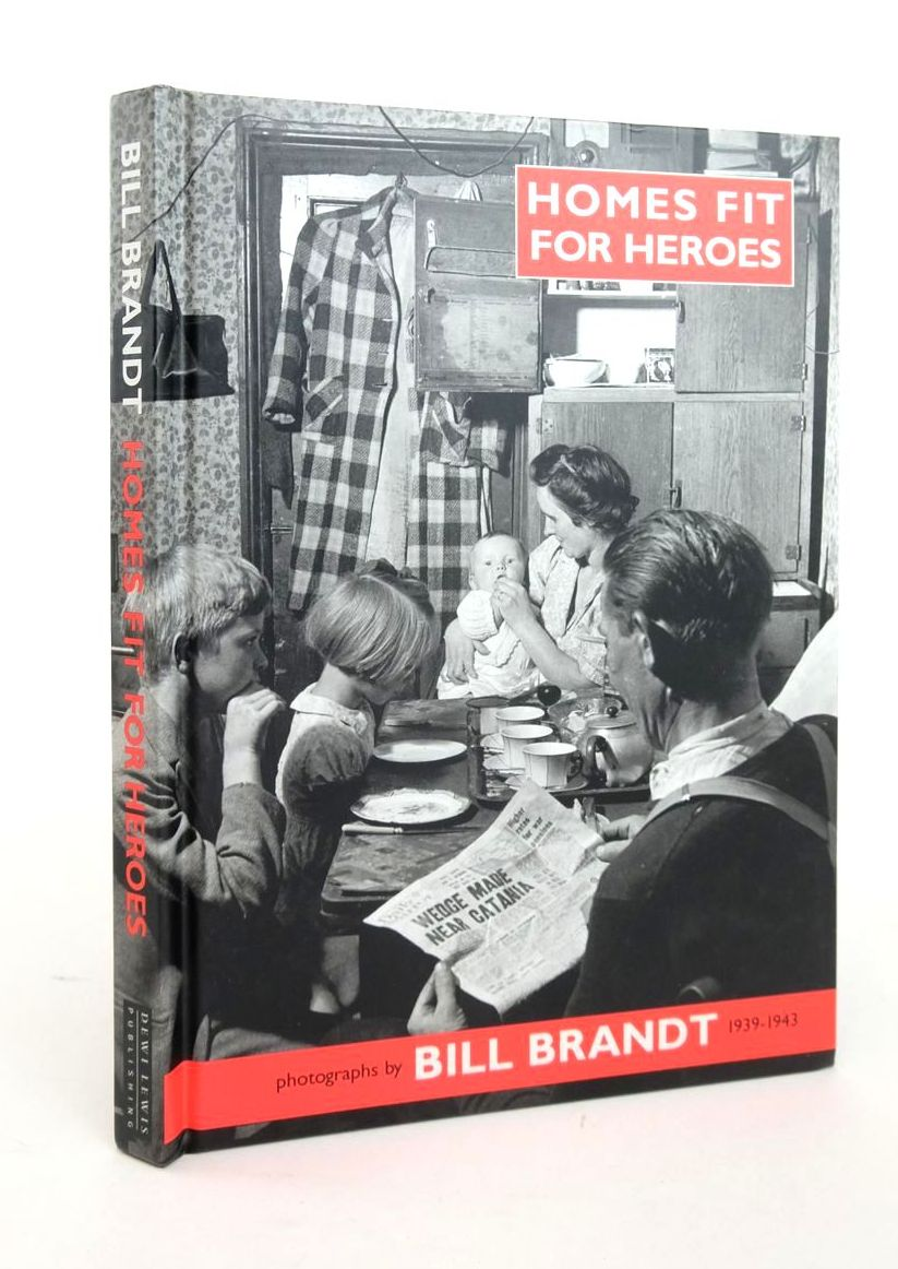 Photo of HOMES FIT FOR HEROES: PHOTOGRAPHS BY BILL BRANDT 1939-1943- Stock Number: 1820911