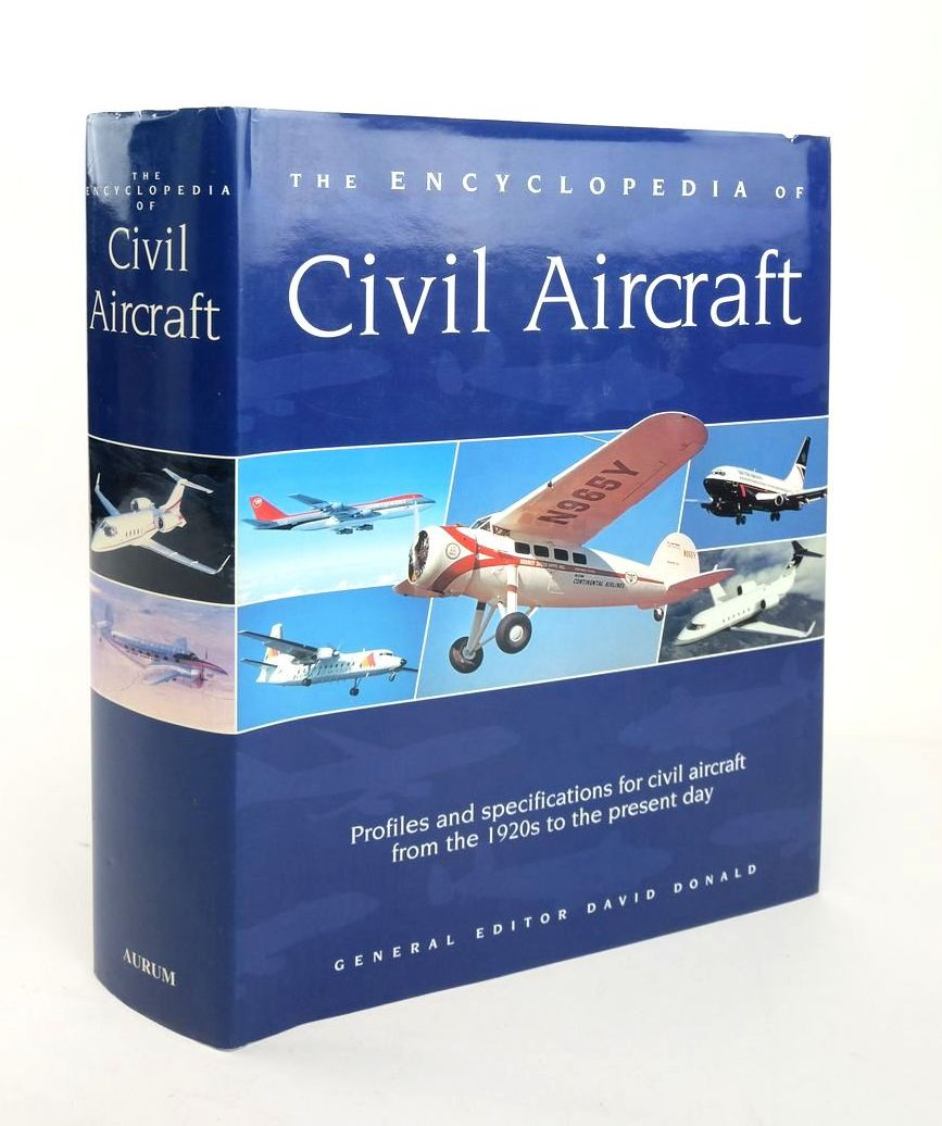 Photo of THE ENCYCLOPEDIA OF CIVIL AIRCRAFT- Stock Number: 1820920