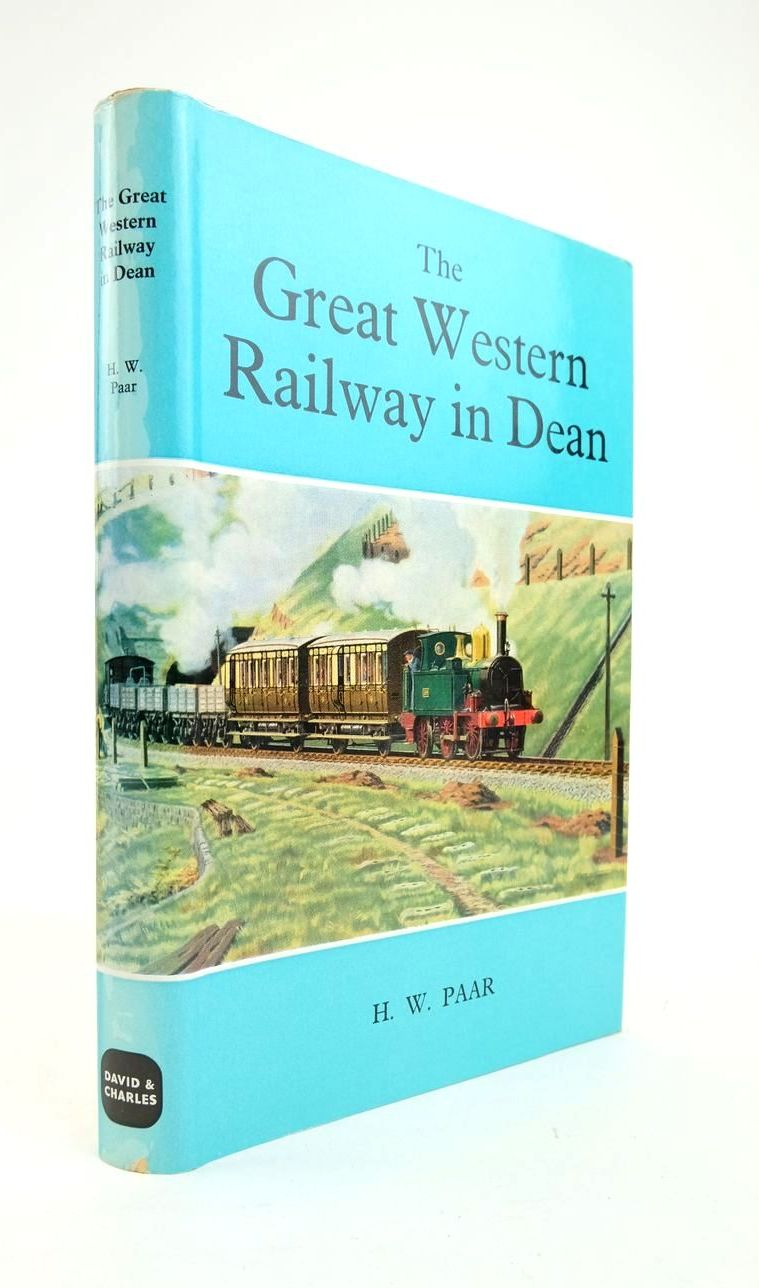 Photo of THE GREAT WESTERN RAILWAY IN DEAN: A HISTORY OF THE RAILWAYS OF THE FOREST OF DEAN: PART TWO- Stock Number: 1820932