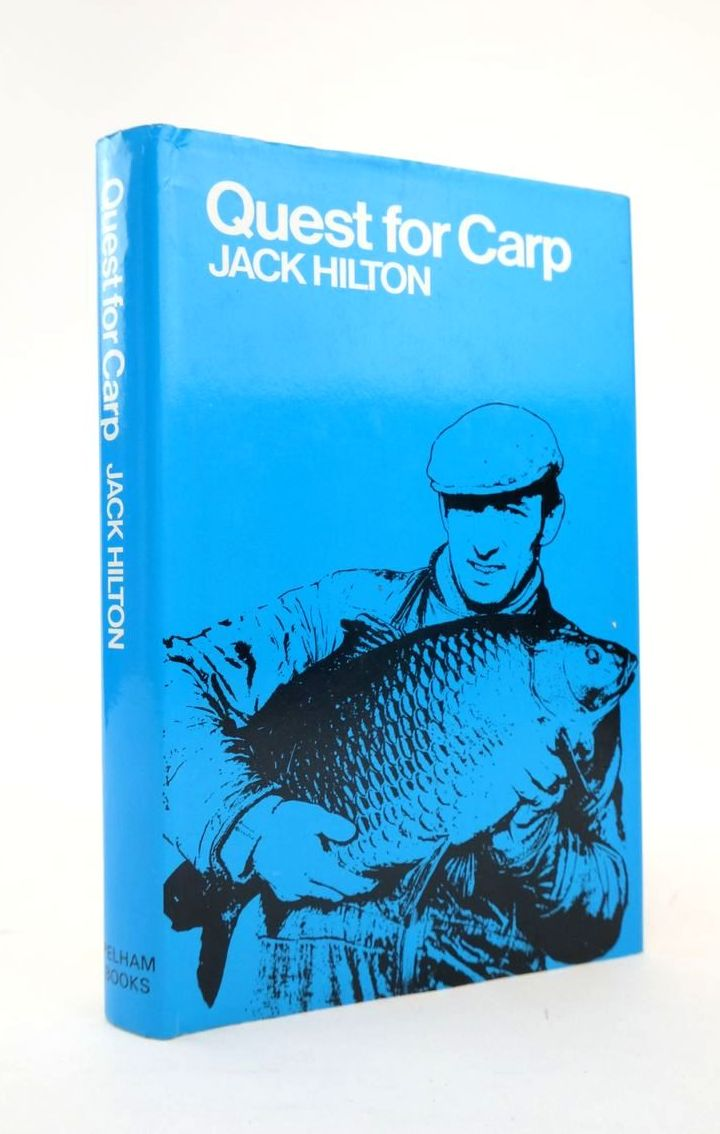Photo of QUEST FOR CARP written by Hilton, Jack published by Pelham Books (STOCK CODE: 1820934)  for sale by Stella & Rose's Books