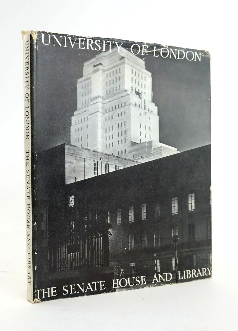 Photo of UNIVERSITY OF LONDON: THE SENATE HOUSE AND LIBRARY published by Chiswick Press (STOCK CODE: 1820954)  for sale by Stella & Rose's Books