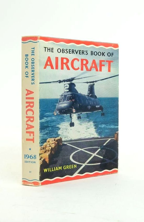 Photo of THE OBSERVER'S BOOK OF AIRCRAFT written by Green, William illustrated by Punnett, Dennis published by Frederick Warne (STOCK CODE: 1820964)  for sale by Stella & Rose's Books
