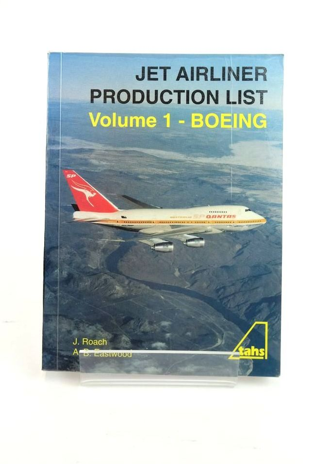 Photo of JET AIRLINER PRODUCTION LIST VOLUME 1 - BOEING- Stock Number: 1820966