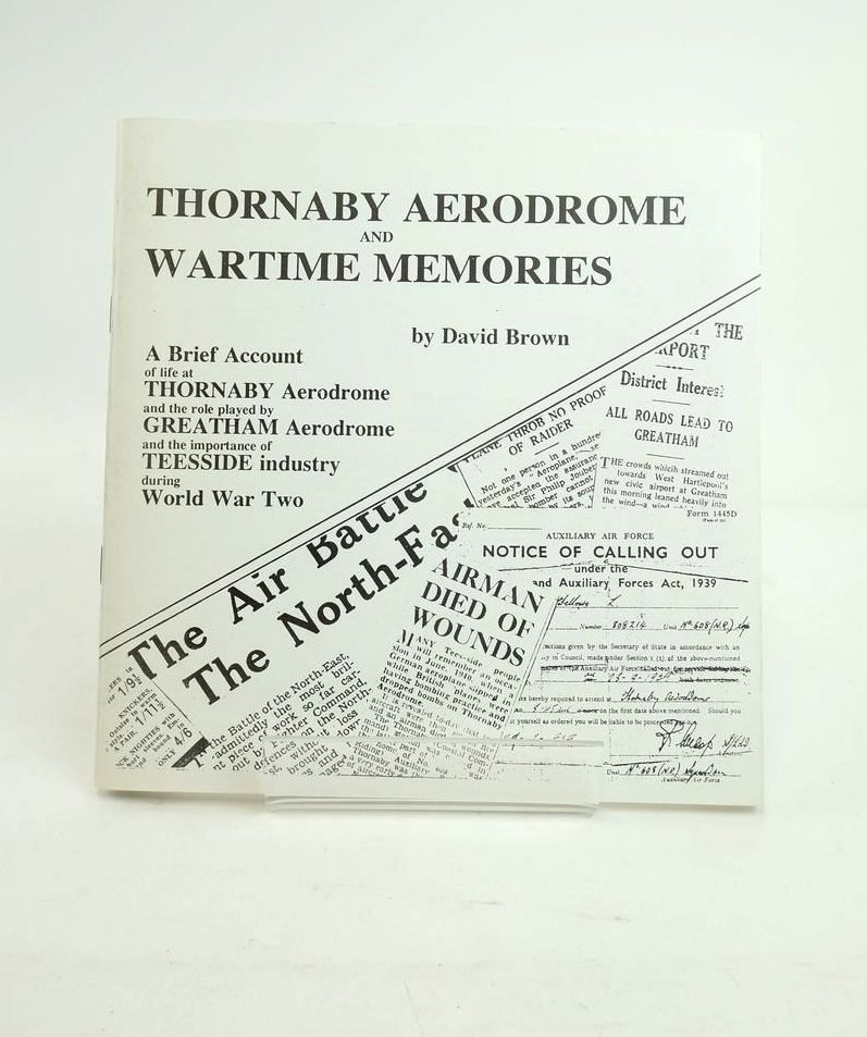 Photo of THORNABY AERODROME AND WARTIME MEMORIES- Stock Number: 1820967