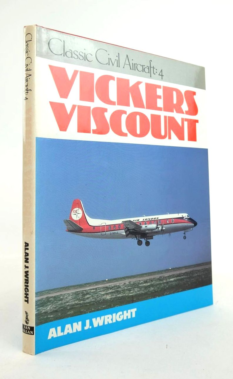 Photo of VICKERS VISCOUNT (CLASSIC CIVIL AIRCRAFT: 4)- Stock Number: 1820972