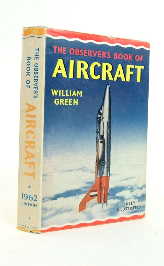 Photo of THE OBSERVER'S BOOK OF AIRCRAFT written by Green, William illustrated by Punnett, Dennis published by Frederick Warne (STOCK CODE: 1820974)  for sale by Stella & Rose's Books