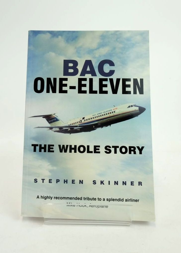 Photo of BAC ONE-ELEVEN: THE WHOLE STORY- Stock Number: 1820975